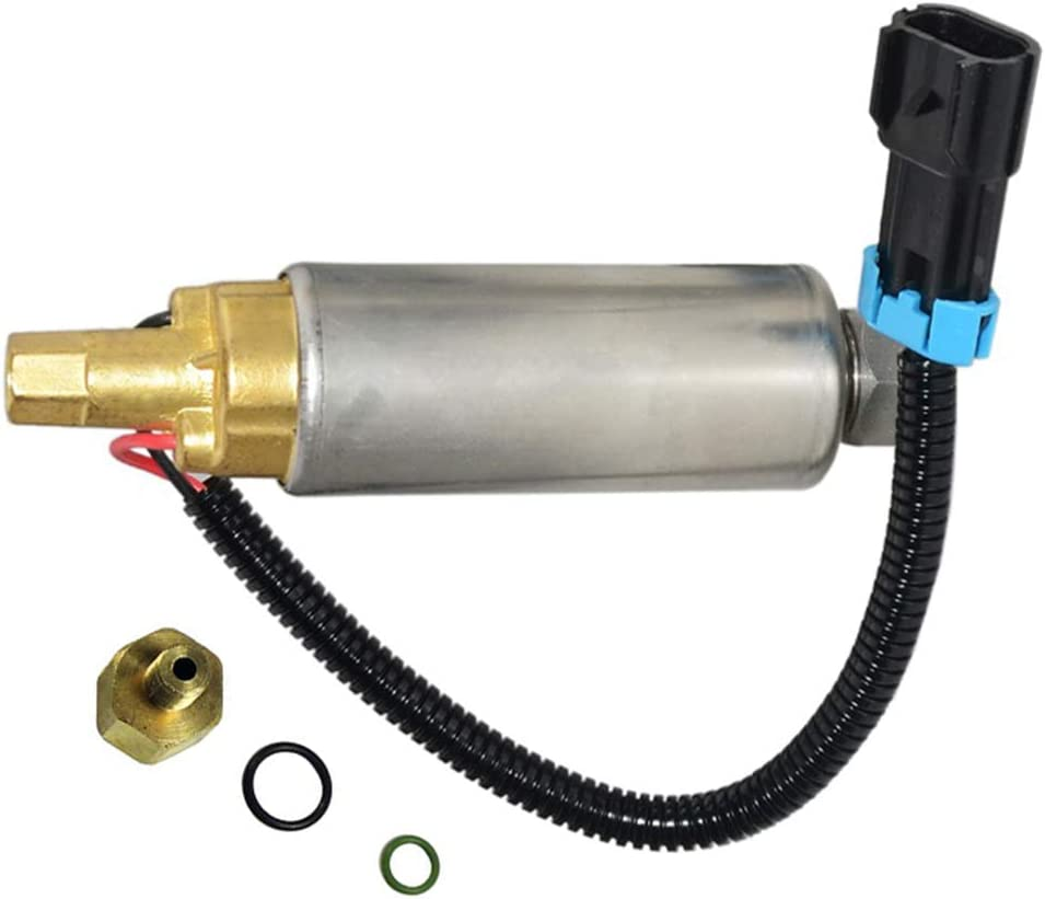 5.7 V6 V8 Carburetor Engines Replaces 861155A3 861155A2 861155A3 Car Electric Fuel Pump Replacement for Mercury Mercruiser Boat 4.3 5.0