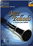 Jazz Ballads – Partituras para Clarinete]