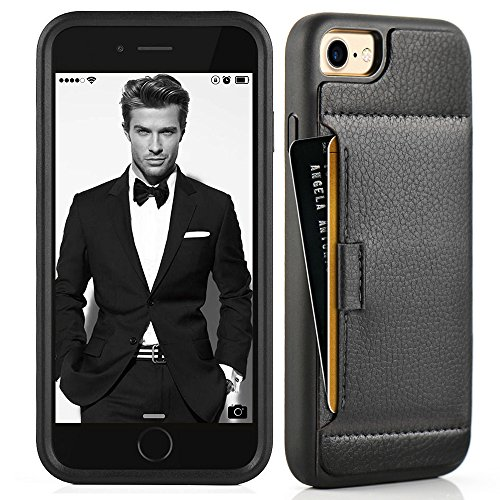 iphone wallet ZVE shockproof leather