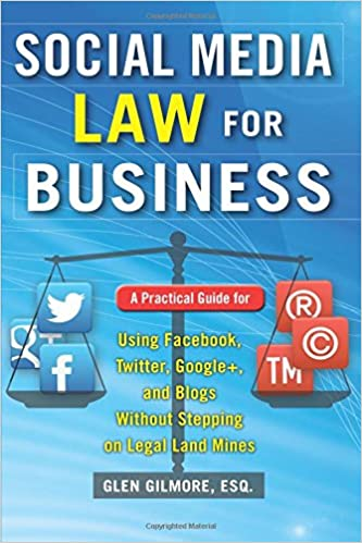 Amazon com: Social Media Law for Business: A Practical Guide