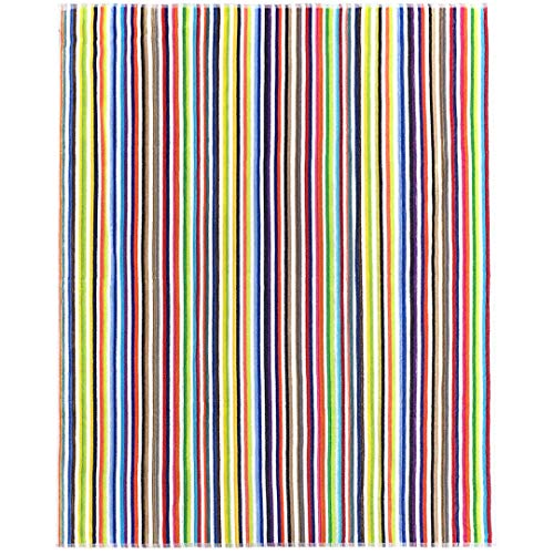Oversized Candy Stripe Towel for -