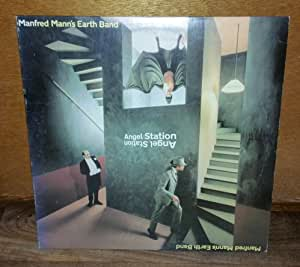 Manfred Mann S Earth Band Angel Station 1979 Vinyl