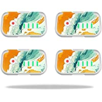 Skin For DJI Phantom 3 Drone Battery (4 pack) – Acid Surf | MightySkins Protective, Durable, and Unique Vinyl Decal wrap cover | Easy To Apply, Remove, and Change Styles | Made in the USA