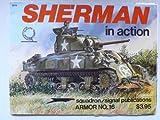 Sherman in Action, Steven J. Zaloga, 0897470494