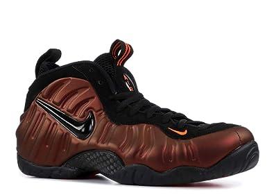 low priced 5beff 4443b Nike Air Foamposite Pro, Chaussures de Basketball Homme, Multicolore (Hyper  Crimson/Black