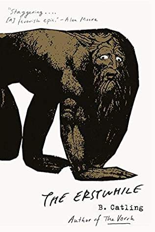 book cover of The Vorrh
