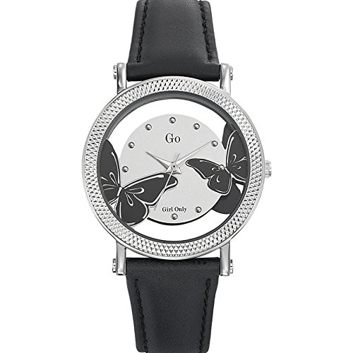 GO Girl Only – 698706 – Reloj Mujer – Cuarzo Analógico – Reloj Plata – Pulsera