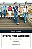 Steps for Writers: Composing Essays, Volume 2 (2nd Edition) (Penguin Academics)