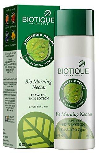 Biotique Bio Morning Nectar Flawless Skin Lotion - - Nectar India