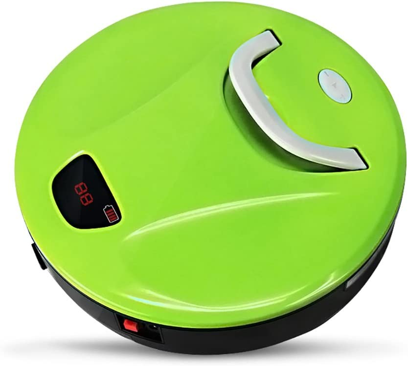 EVERTOP Aspiradora Robótica Inteligente Casero con Mango, Robot Barredor Casero para Pelo De Mascotas, Polvo (FD-RSW(B)): Amazon.es: Hogar