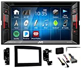 2006-2009 Dodge Ram 2500/3500 JVC DVD/CD Player w/Bluetooth/USB/iPhone/Android
