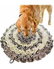 Dog Snuffle Mat Pet Puzzle Toy Sniffing Training Pad Activity Blanket Feeding Mat for Dog Release Stress