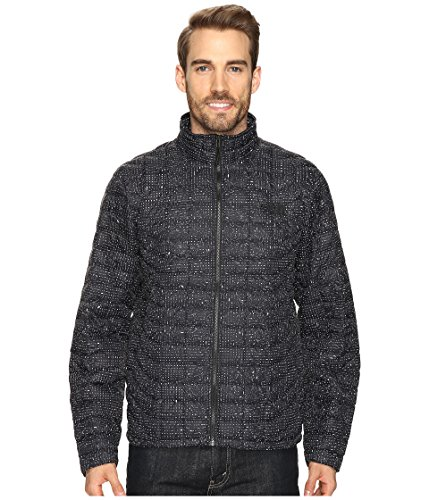 The North Face Men's Thermoball Full Zip Jacket, TNF Black Morpheus Print XL