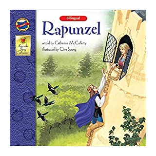 Rapunzel (Keepsake Stories, Bilingual)