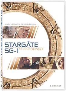 Stargate SG-1: Season 6 [Import]