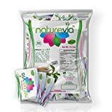 Natural Stevia Sweetener (500 Packets/Counts) - Natural Prebiotic Fiber Inulin Promotes Digestion, Free of: Sugar, Calories, Carbohydrates, Corn Fillers, GMO Ingredients & Bitter Aftertaste