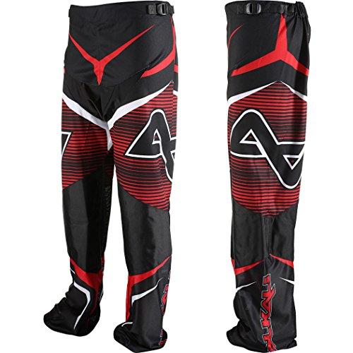 Pants In Line Hockey (Alkali RPD Team+ Inline Hockey Pants (Black/Red/Vent SR X-Large))