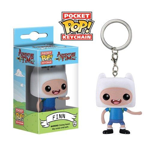 Adventure Time(アドベンチャー・タイム) Finn(フィン) FUNKO/ファンコ Pocket POP! キーチェーン