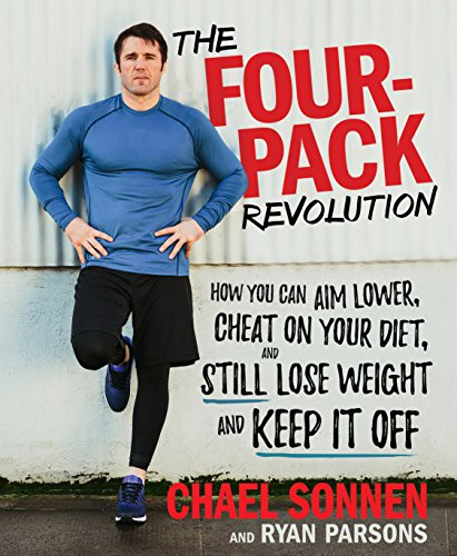 tion: How You Can Aim Lower, Cheat on Your Diet, and Still Lose Weight and Keep It Off (4pk Books)