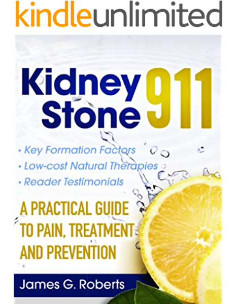 Kidney Stone 911 A Practical Guide To Pain Treatment And Prevention Kindle Edition By Roberts James G Roberts Joni Professional Technical Kindle Ebooks Amazon Com