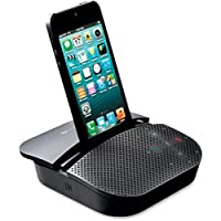 Logitech Mobile Speakerphone P710e - Logitech Mobile Speakerphone P710e - Speakerphone hands-free - wireless - Bluetooth - NFC