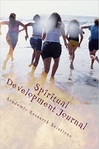 Spiritual Development Journal: Youth Ministry: Academic Research