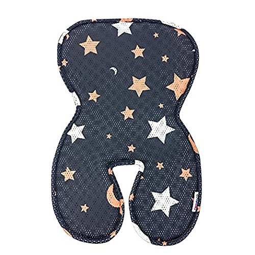 Agibaby INFANT Premium 3D Mesh Cool Seat Liner/Pad For Stroller/Car Seat