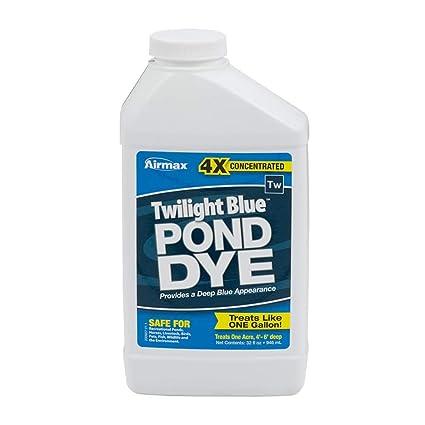Amazon.com: Pond Logic Pond Dye, cuarto, 1 Cuarto de galón ...