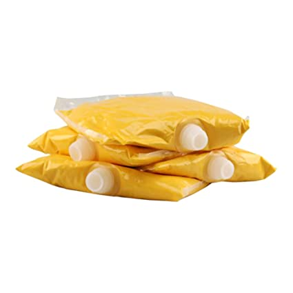 Snappy Ricos de palomitas de maíz bolsa de salsa de queso Cheddar/140 - 4