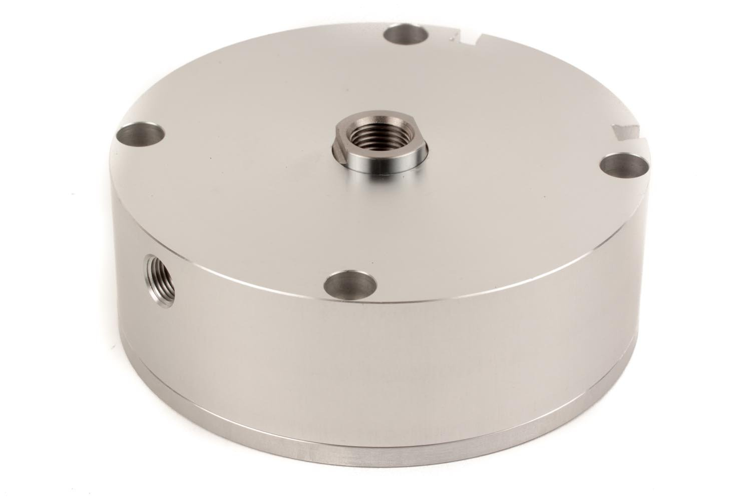 Fabco-Air AA-721-X-E Original Pancake Cylinder, Double Acting, Maximum Pressure of 250 PSI, Switch Ready with Magnet, 3'' Bore Diameter x 1/4'' Stroke