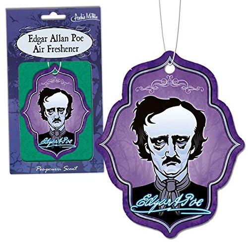 Edagr Allen Poe Air Freshener Toy Zany 12431