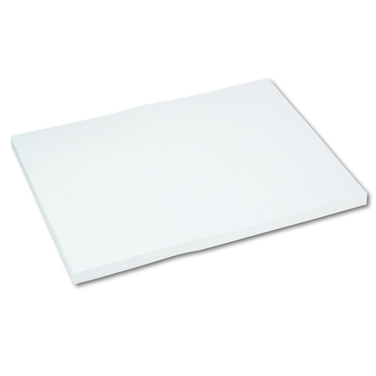 Pacon 5290 Medium Weight Tagboard, 24 x 18, White (Pack of 100)