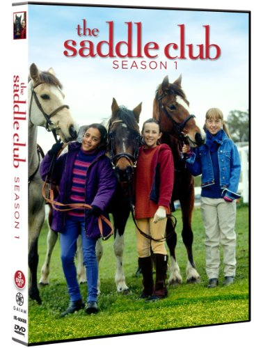 The Saddle Club: Season 1 (The Saddle Club Tv Series)