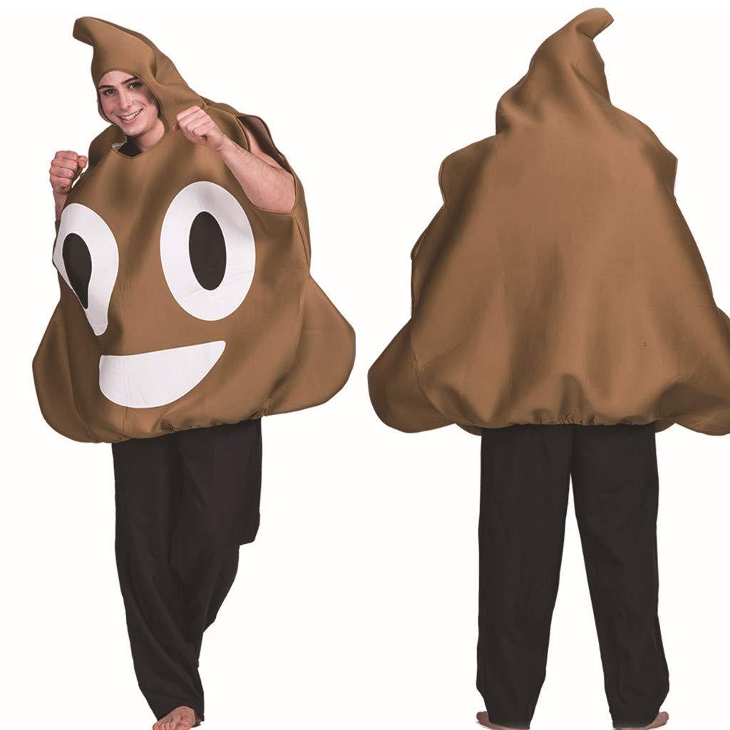 Amazon.com: Disfraz de caca, disfraz de Halloween, para ...