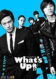 [DVD]What's Up (ワッツアップ)ブルーレイ Vol.1【全巻収納BOX付き2000セット初回限定