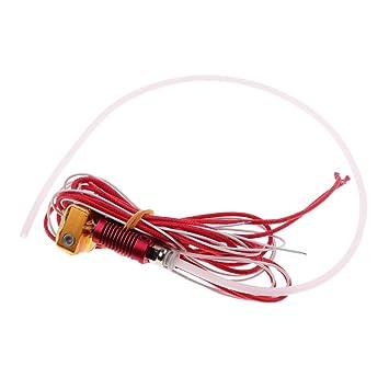 Boquilla Kit de Extrusora de Impresora 3D CR-10 Electrónica de ...