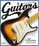 Guitars Wall Calendar 2019