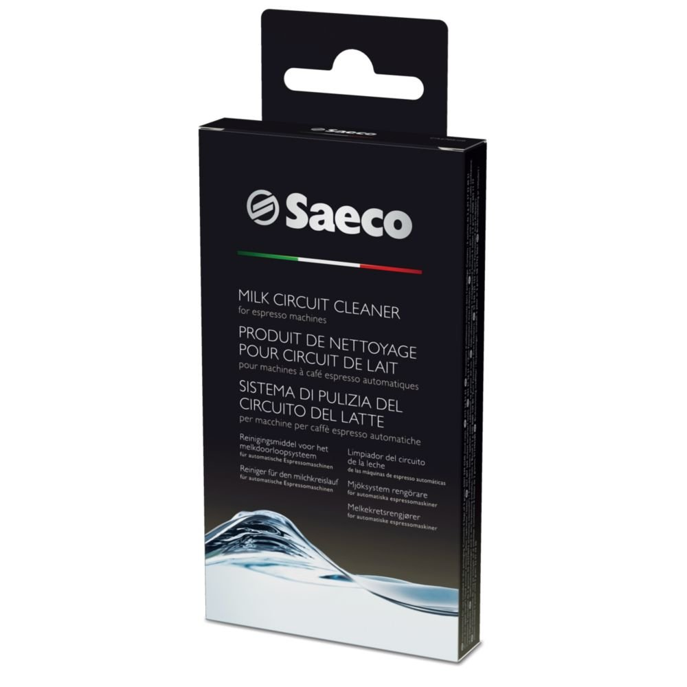 Philips Saeco CA6705/99 Milk Circuit Cleaner for Espresso Machines (6 Bags) CA6705/60