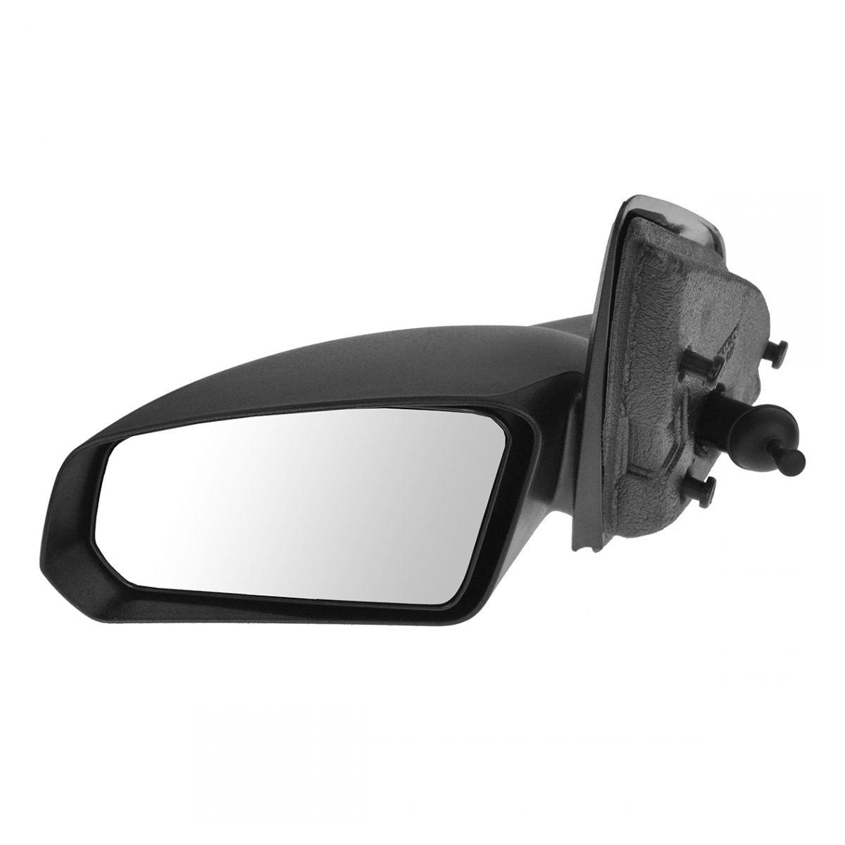 03-07 Ion 4-Door Sedan Manual Non-Folding Rear View Mirror Right Passenger Side