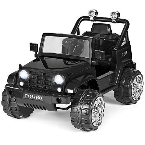 Costzon Ride on Jeep, 12V...
