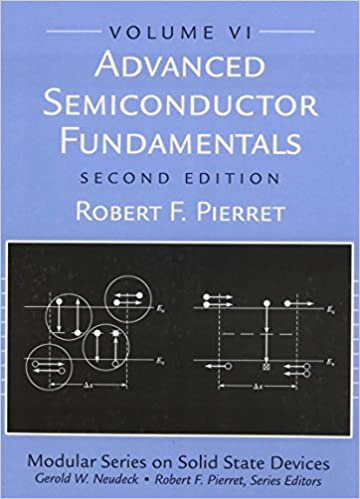 Buy advanced semiconductor fundamentals modular series on solid buy advanced semiconductor fundamentals modular series on solid state devices v 6 book online at low prices in india advanced semiconductor fandeluxe Images