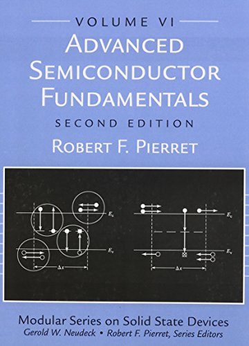 Advanced Semiconductor Fundamentals (2nd Edition)
