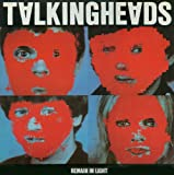 Talking Heads - Remain In Light - Sire - 202 980, Ariola Eurodisc GmbH - 202 980-320