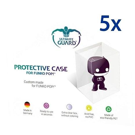 5 x Funko Pop Protección Fundas – Pop – Protective Case