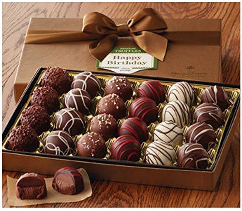 (Harry and David Birthday Truffle Gift Box)