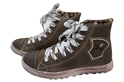 Zapatillas Oscuro Country Hombre Maddox Marrón XpqCx5