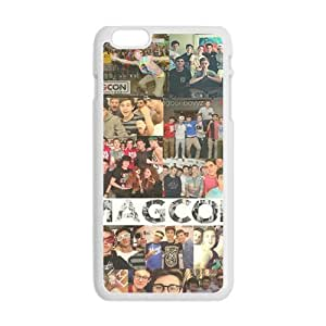 Cool Painting Magcon Phone Case for Iphone 6 Plus