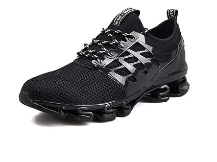 a0dace34f3dc5 Amazon.com: LUCKY-U Men Running Shoes, Casual Shoes Men Sports Shoes ...