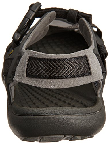 Keen Mens Zambezi Raven / Gargoyle Sandal