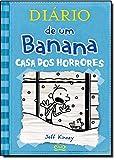 capa de Diário de Um Banana 6. Casa dos Horrores
